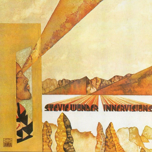 Stevie Wonder - Innervisions (LP)