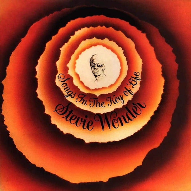 Stevie Wonder - Songs In The Key Of Life (LPX3)