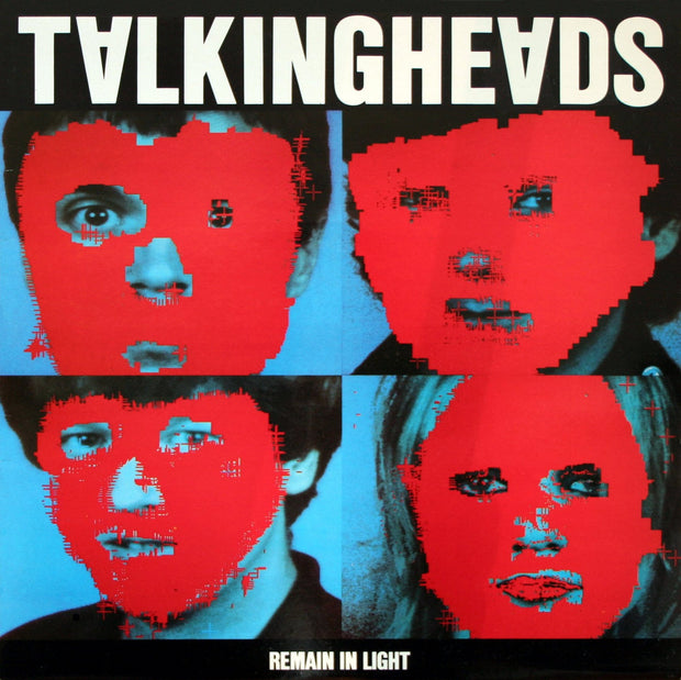 Talking Heads - Remain In Light (LP)
