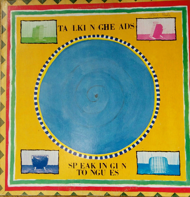 Talking Heads - Speaking In Tongues (LP)