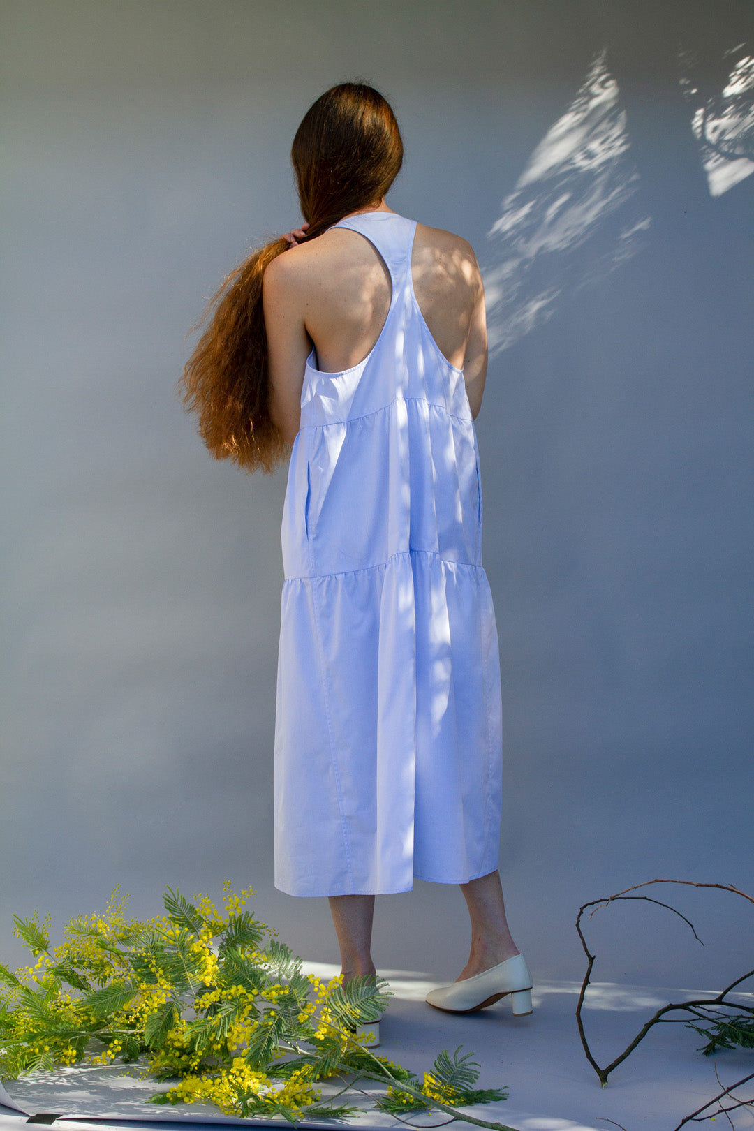 Jo Nightdress in Sky Blue