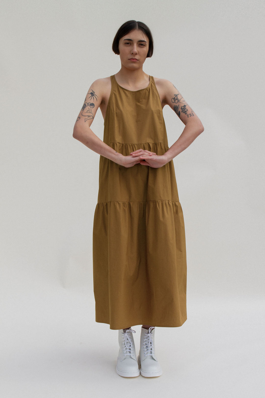 Jo Nightdress in Wheat