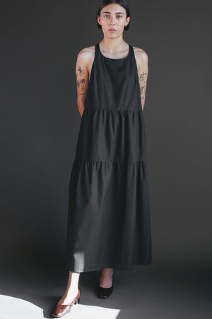 Jo Nightdress in Black
