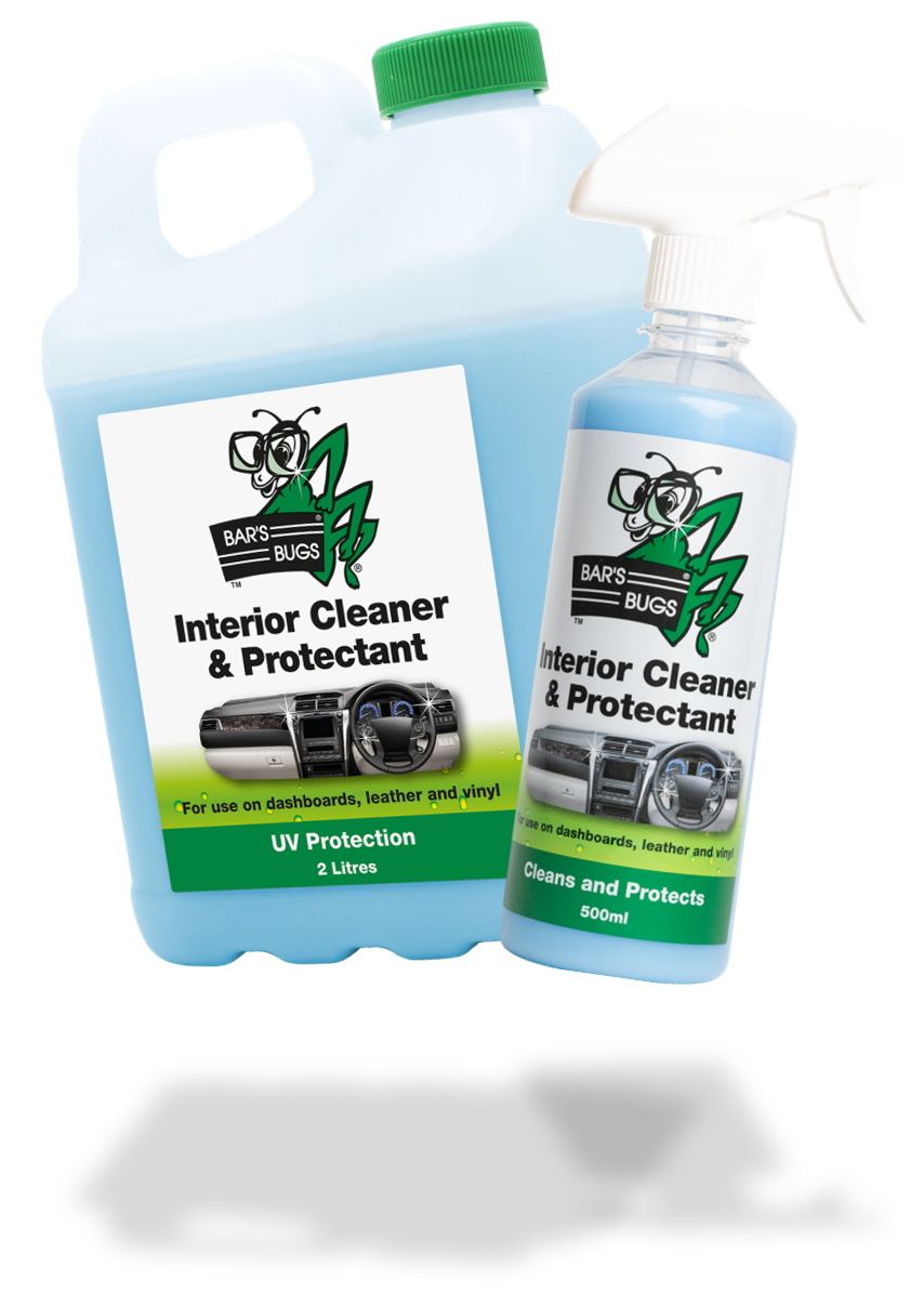 Interior Cleaner and Protectant - 2L with Free 500ml