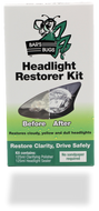 Head Light Restorer Kit