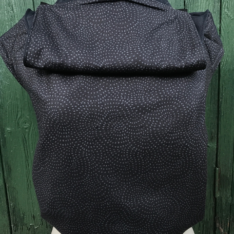 Integra Charcoal Twist- Toddler Sized