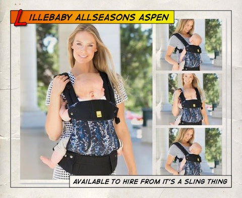 Lillebaby All Seasons Aspen