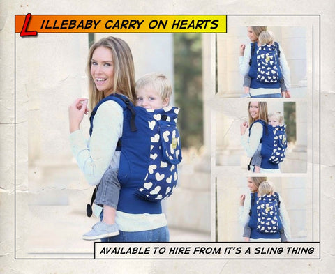 Lillebaby CarryOn Hearts