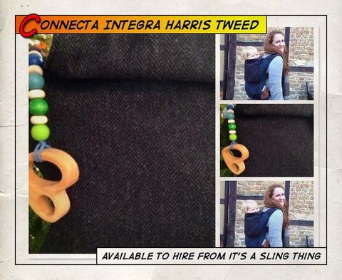 Connecta Harris Tweed