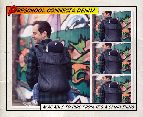 Preschool Connecta Denim