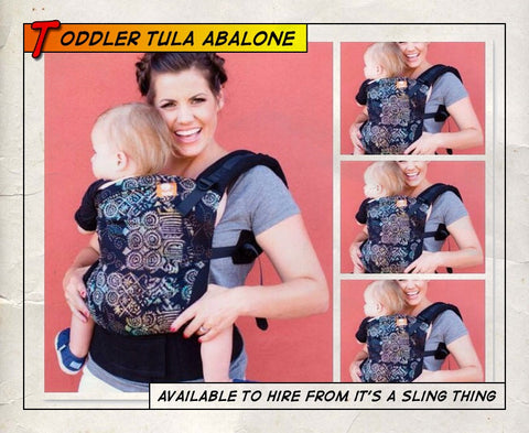 Toddler Tula Abalone
