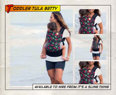 Toddler Tula Betty