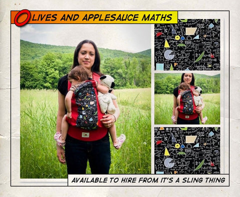Olives and Applesauce Maths (Ex-Rental Stock)