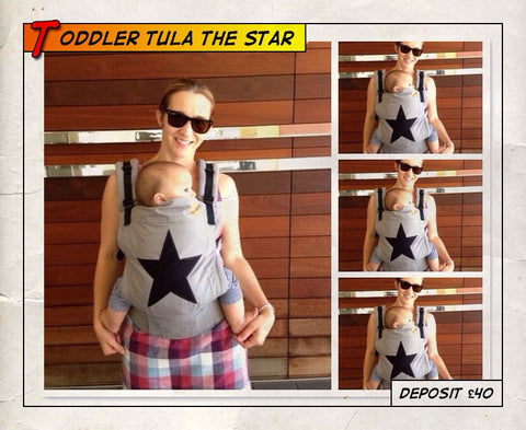 Toddler Tula The Star