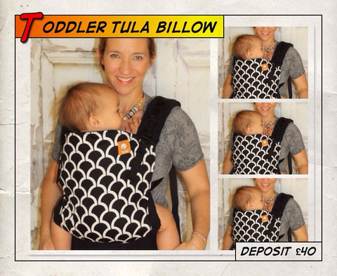 Toddler Tula Billow