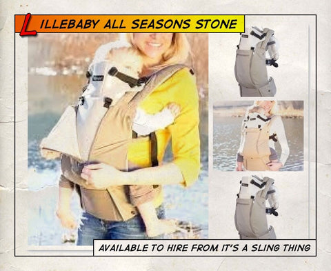 Lillebaby All Seasons Stone