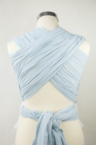 Calin Bleu Summer Sky Gauze Wrap (Size 6)