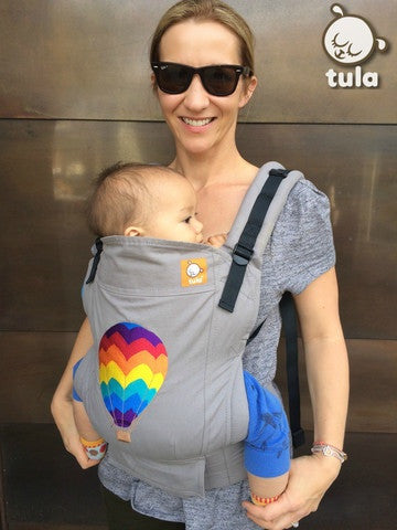 Toddler Tula Hot Air Balloon