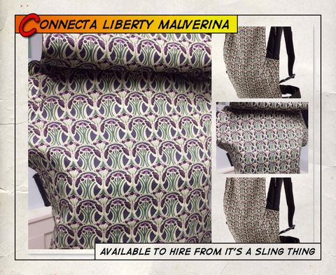 Connecta Liberty Mauverina