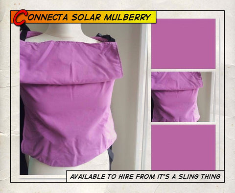 Connecta Solar Mulberry