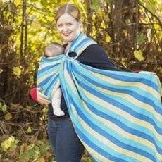 Natibaby Cyprus Ring Sling