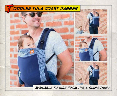 Toddler Tula Coast Jagger