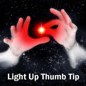 【Only $9.99】Magic Tricks-Light Thumbs
