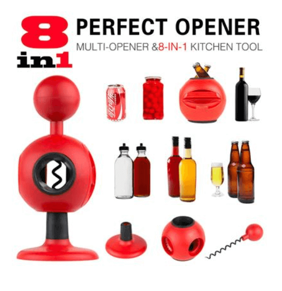 8in1 Perfect Opener (Multifunctional Kitchen Tool)