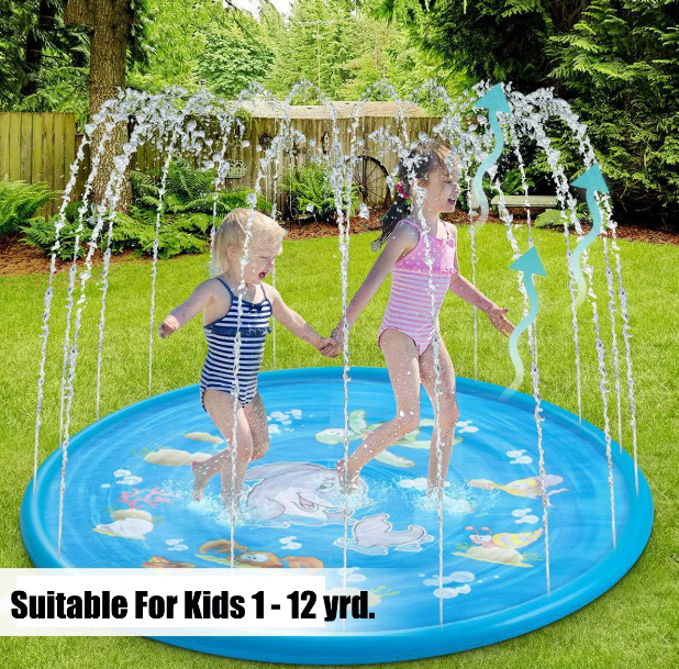 HOT SALE!-Kids Splash Pad