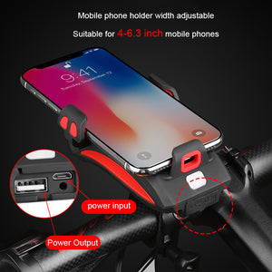 3-in-1 Bicycle Phone Holder-(30% OFF!)