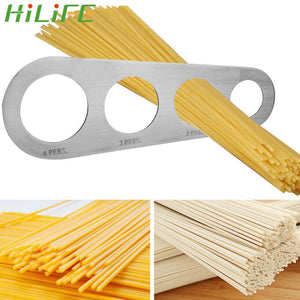 Pasta measure cooking tool