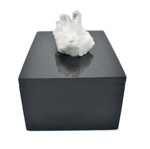 Rose Quartz-Quartz-Jewelry Box-Amethyst