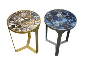 Silver Base-Composite Table-Table