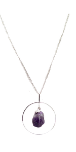 necklace-beak-Amethyst-Agate