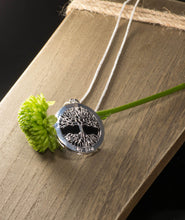 Load image into Gallery viewer, Tree of Life Necklace Silver