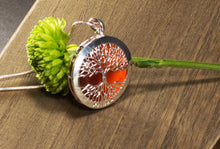 Load image into Gallery viewer, Silver Trim-pendant-Gorgeous gift-Agate