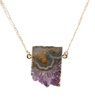 Load image into Gallery viewer, Stone-Pendant-Slice