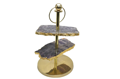 living room mantel-decorative table stand-natural stones