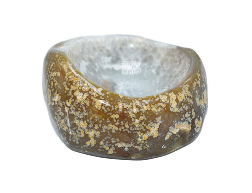 Elegant-Decorative Bowl-Agate