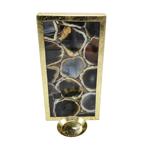Wall Sconce with Candle Holder