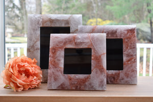 Agate-frame-picture frames