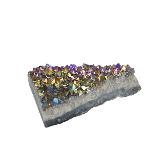Metalized-Large-Metalized Amethyst