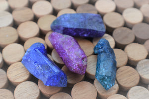 Decorate-Energy-Quartz-Dyed Quartz-Dyed