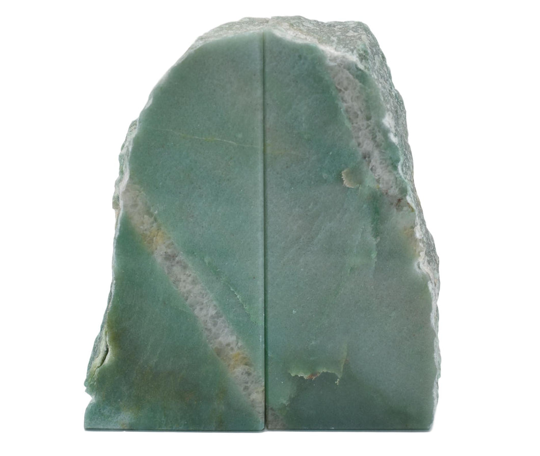 Green-Quartz-Bookend