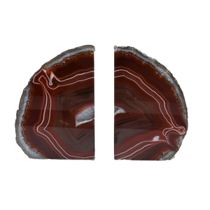 Brown-Electroplating-Agate