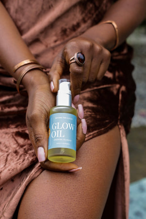 Glow Oil Lemon + Eucalyptus