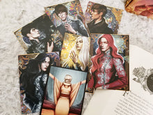 Grishaverse Character Cards (Set of 6)