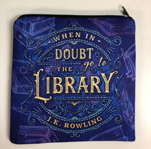 Harry Potter Book Pouch