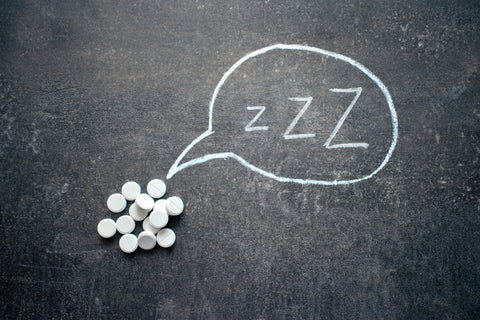 Melatonin for sleep, the most common OTC sleep aid