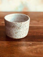 Small iron-flecked bowl or planter no.1